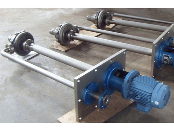 钛液下泵YT立式钛泵